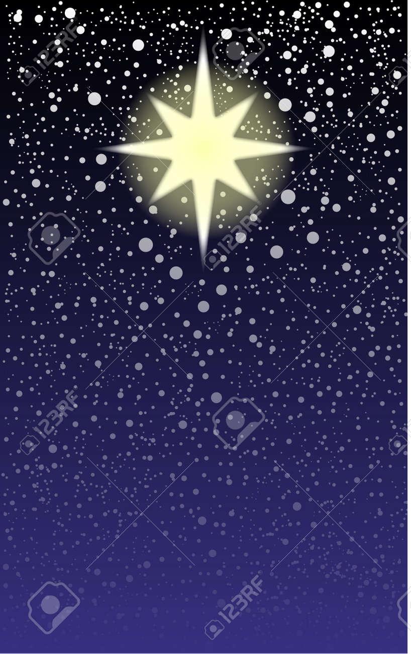 Stella Luminosa Di Natale.La Stella Piu Luminosa Del Cielo La Stella Di Natale