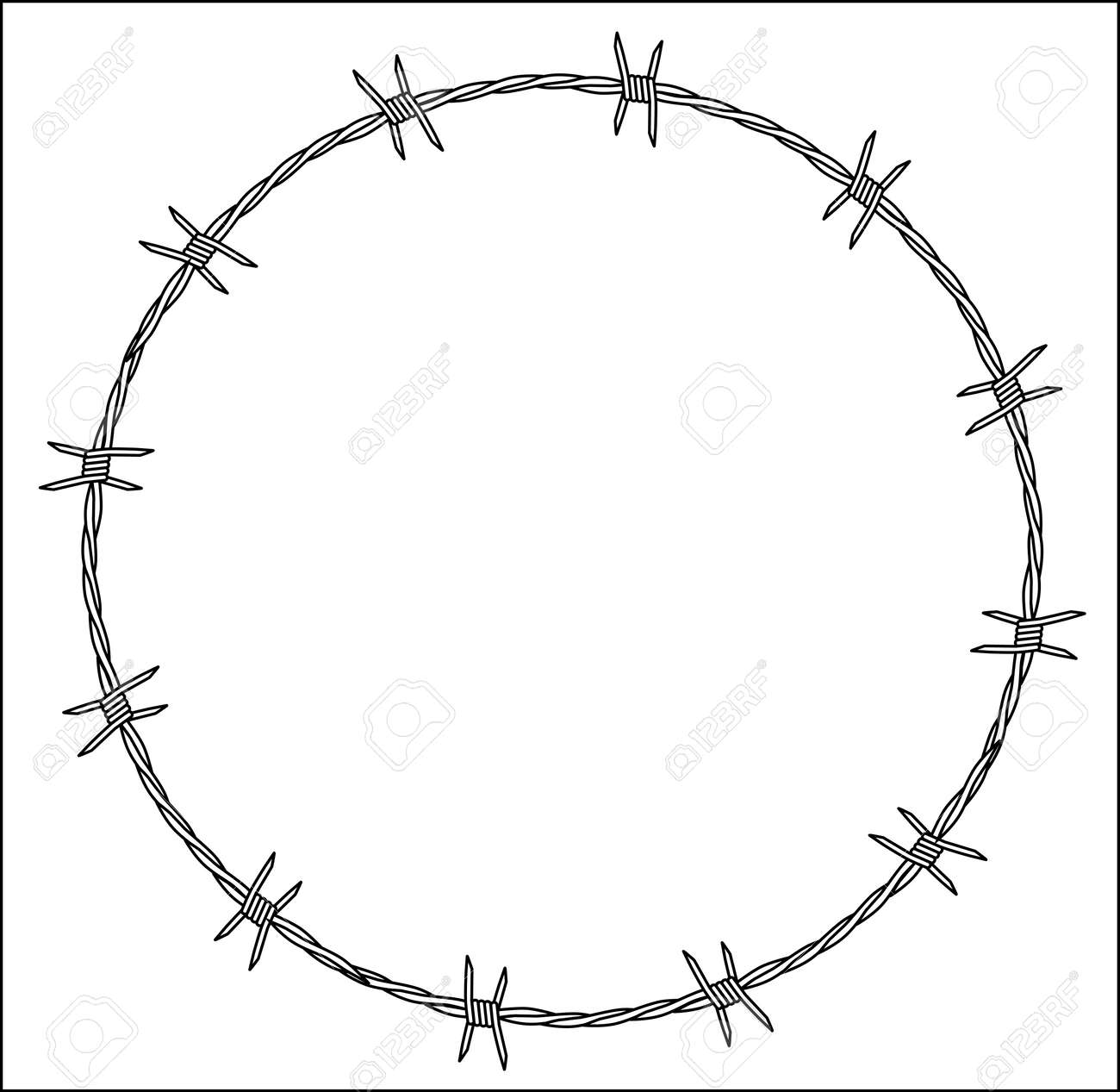 Charming Barbed Wire Bra Gallery - Simple Wiring Diagram Images ...