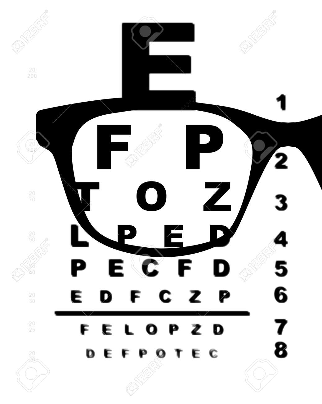 Eye test reading chart choice image free any chart examples jaeger reading eye test chart worksheets for long division toddler eye test chart gallery chart design nvjuhfo Gallery
