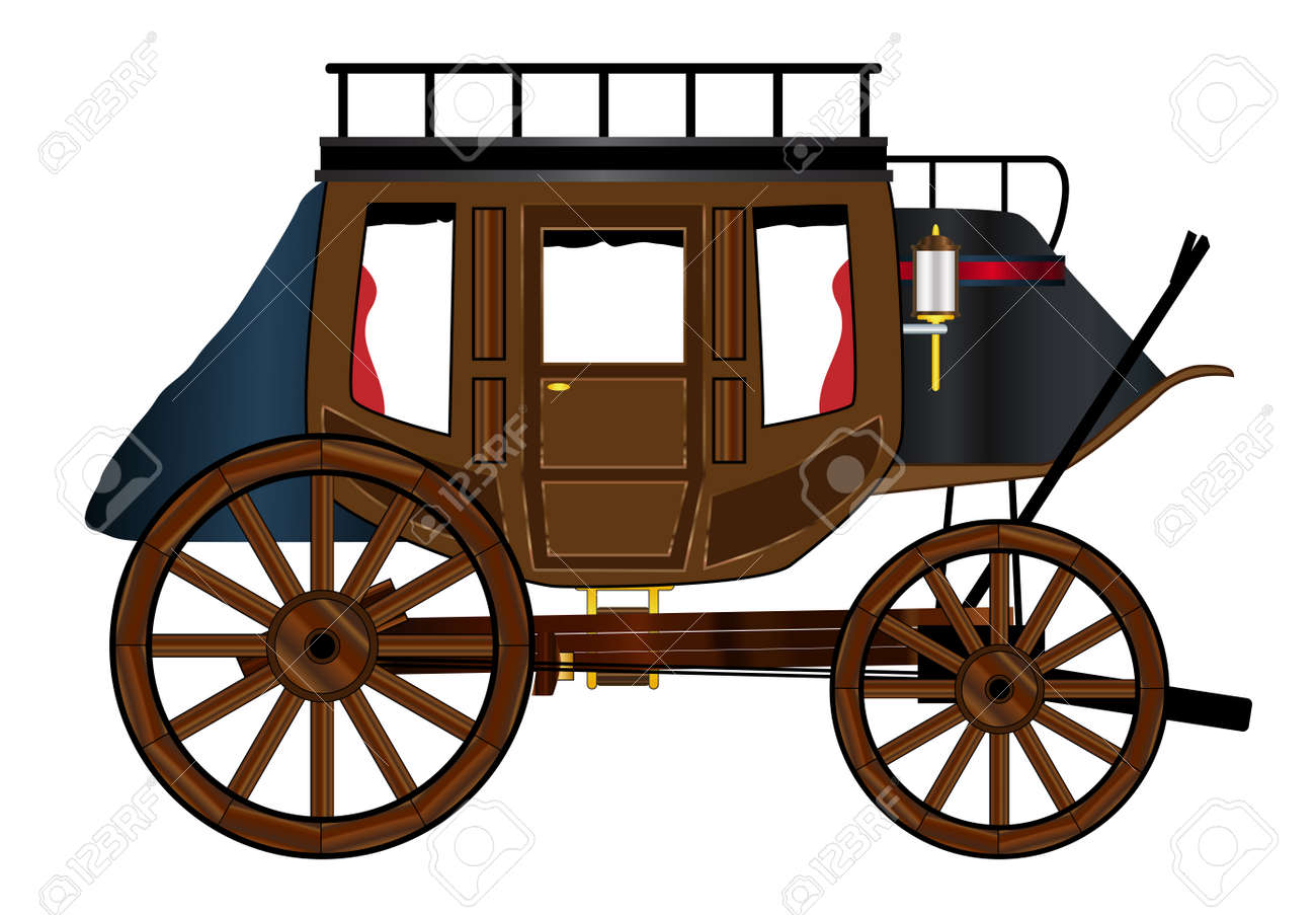 144 stagecoach cliparts stock vector and royalty free stagecoach rh 123rf com stagecoach clipstone to mansfield Cartoon Stagecoach