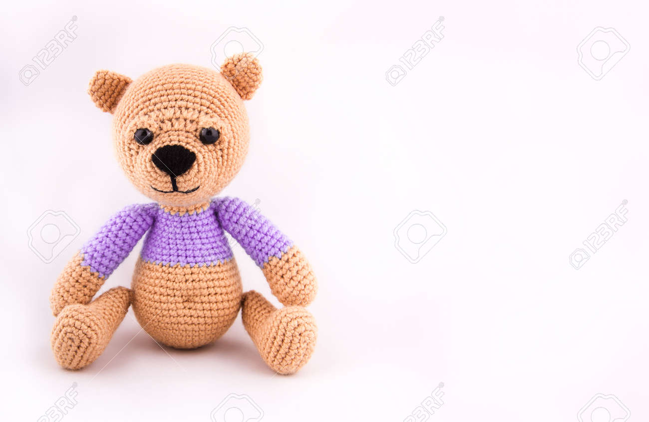 50 Free Crochet Teddy Bear Patterns ⋆ DIY Crafts | 844x1300