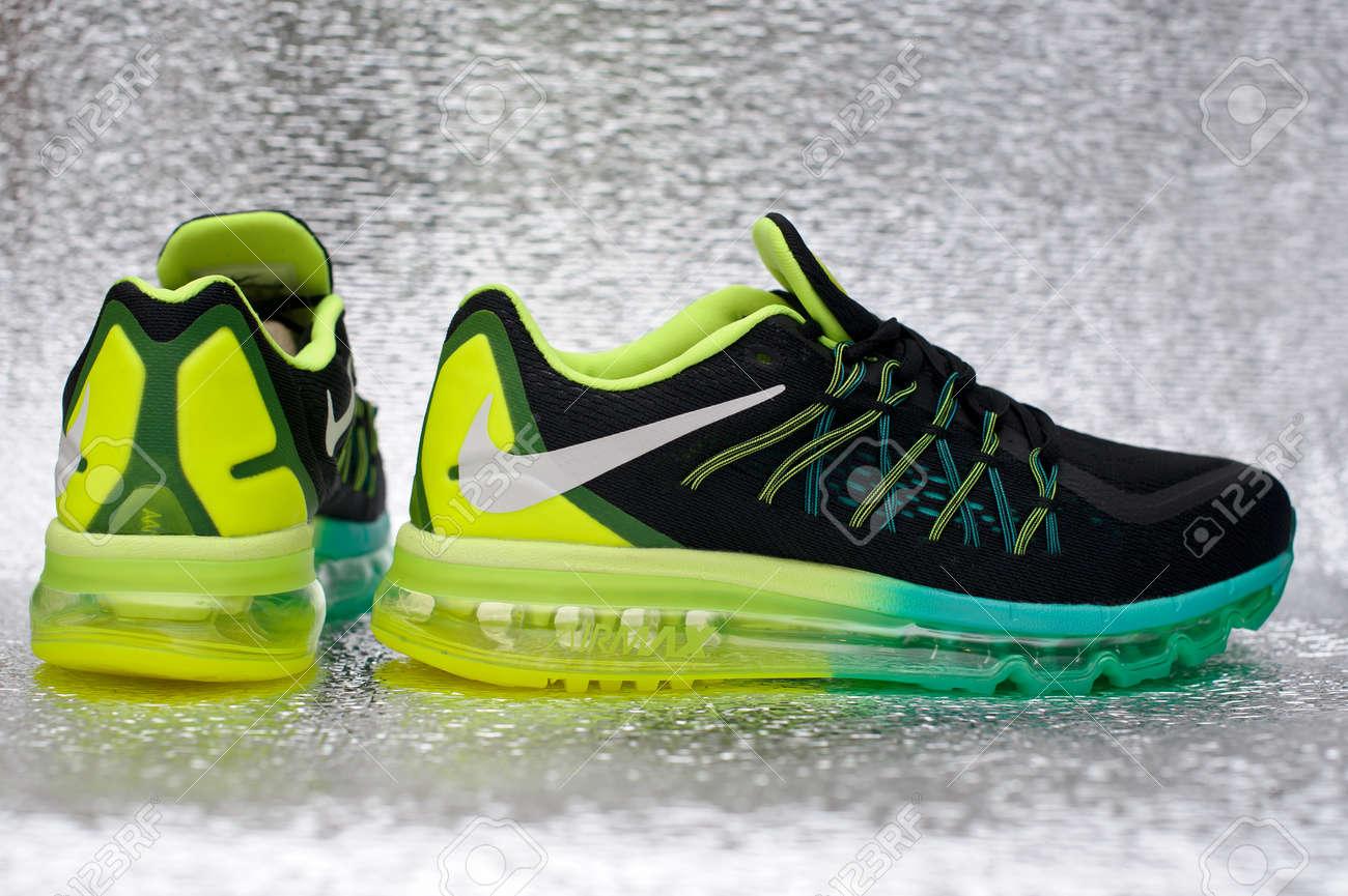 Colorful Nike Air Max 2015 Running