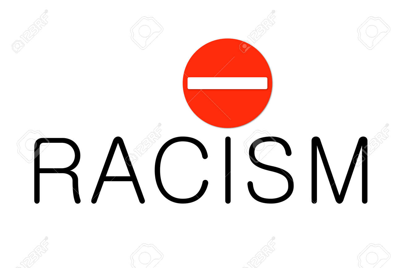 Racism symbol with no entry stock photo picture and royalty free racism symbol with no entry stock photo 48467531 biocorpaavc Images