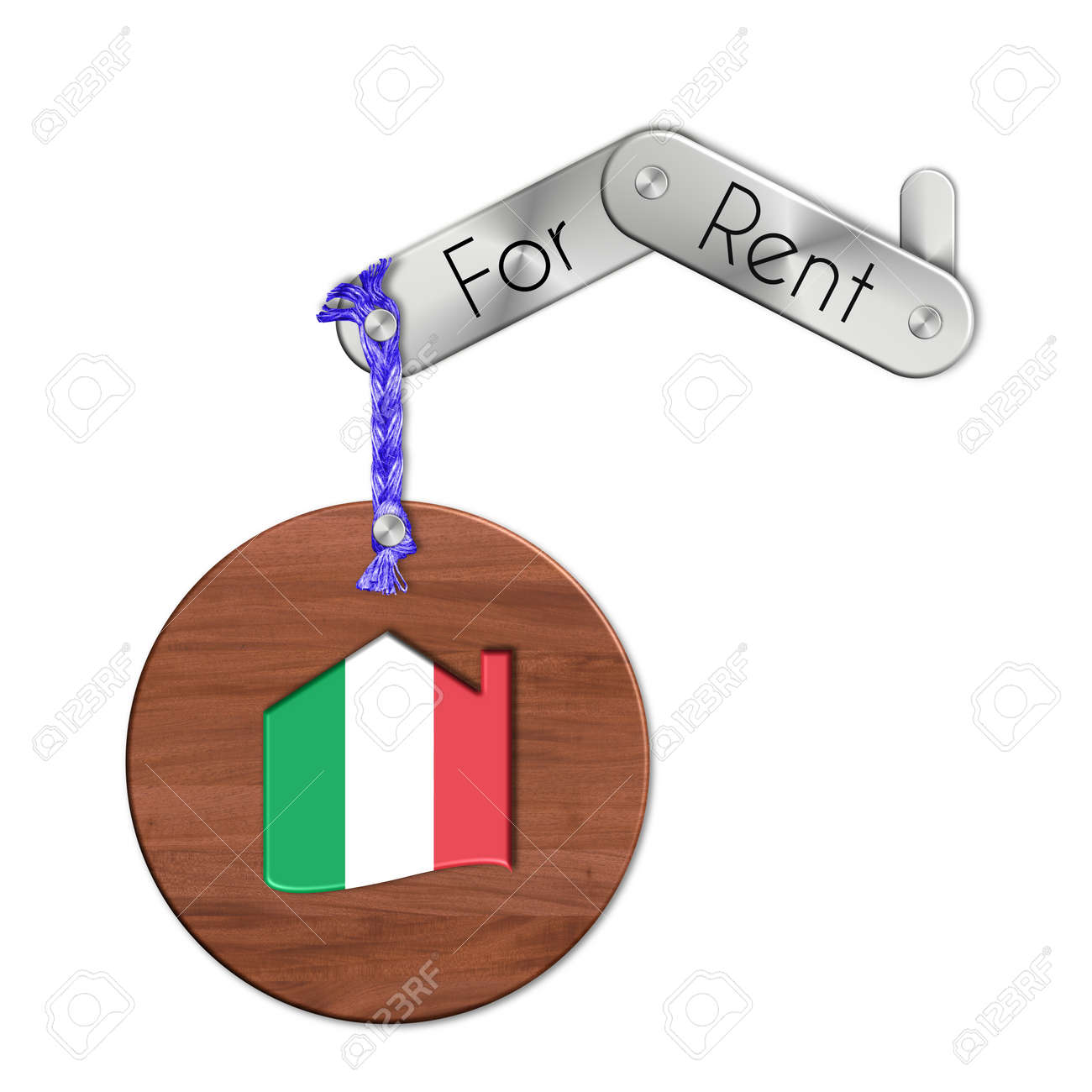 Gadget steel and wood with the nation and home symbol for rent gadget steel and wood with the nation and home symbol for rent italy stock photo biocorpaavc Choice Image