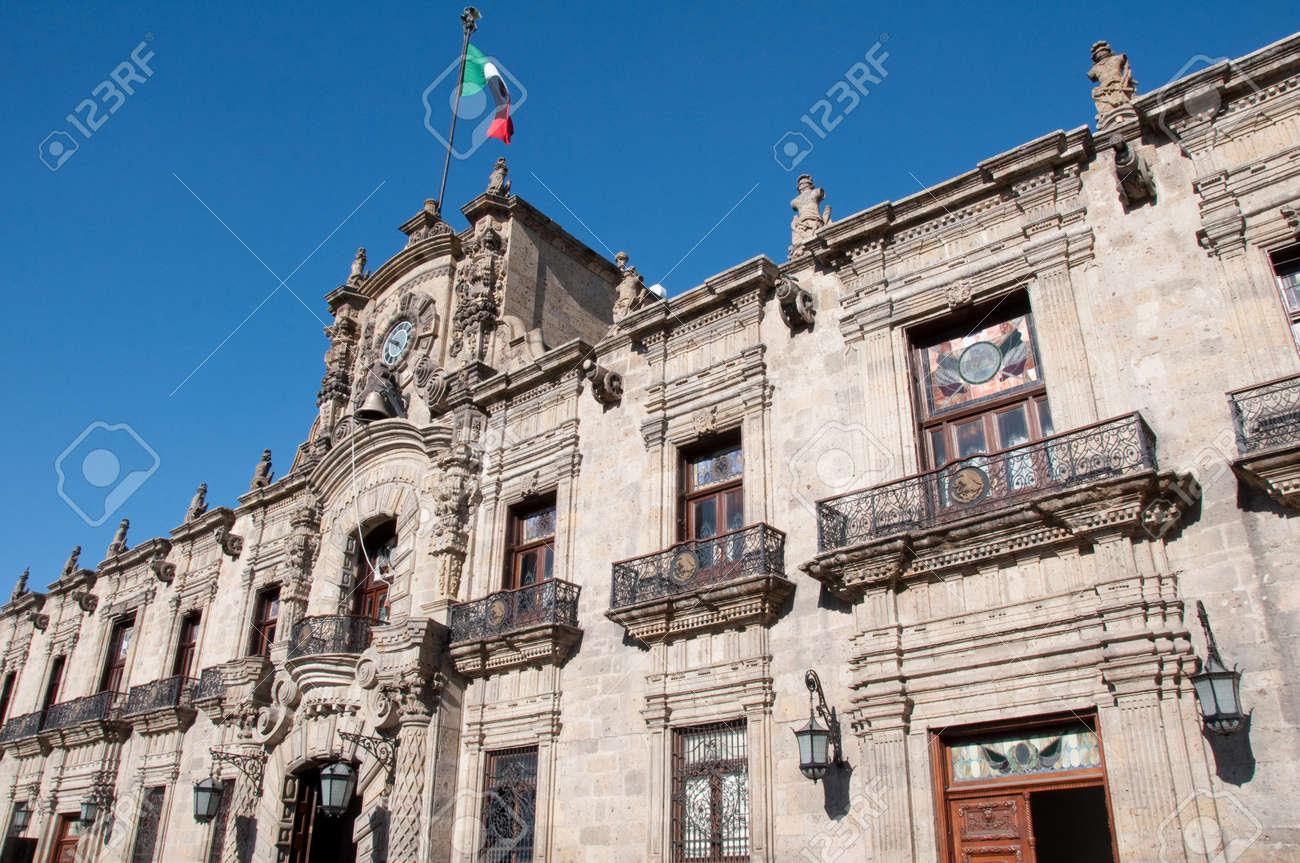 Government Palace, Guadalajara  Mexico  Stock Photo - 13204643