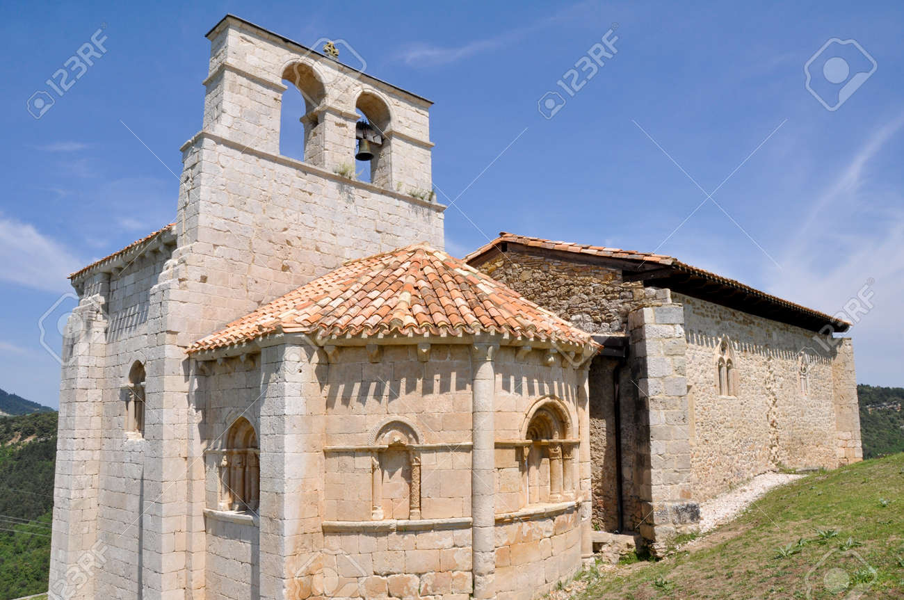 San Pantaleon San Pantaleon de Losa