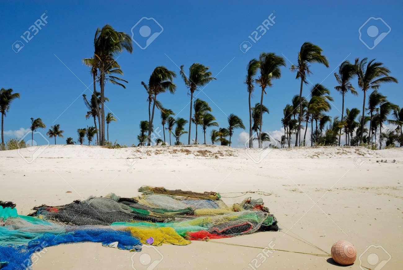 Pangane Beach, Mozambique Stock Photo - 17055294
