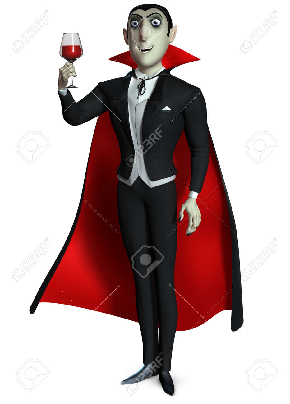 count dracula stock photo, picture and royalty free image. image