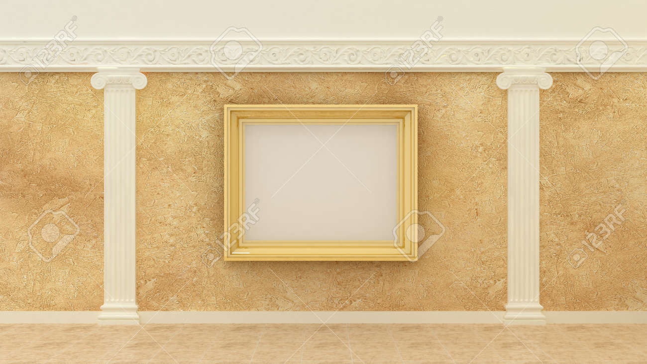 Lovely Decorative Wall Molding Contemporary - The Wall Art ...