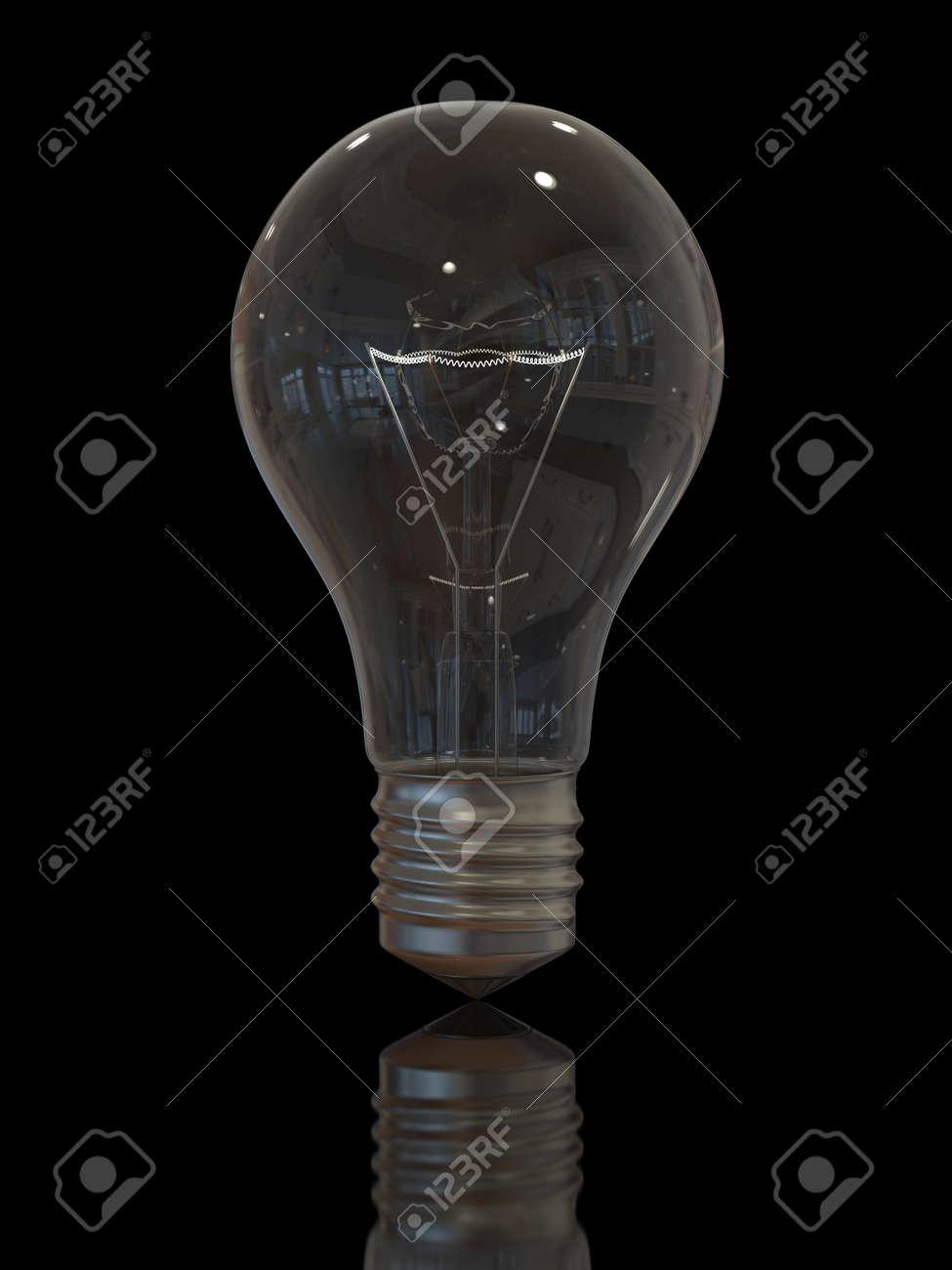 Old Light bulb - 12584978