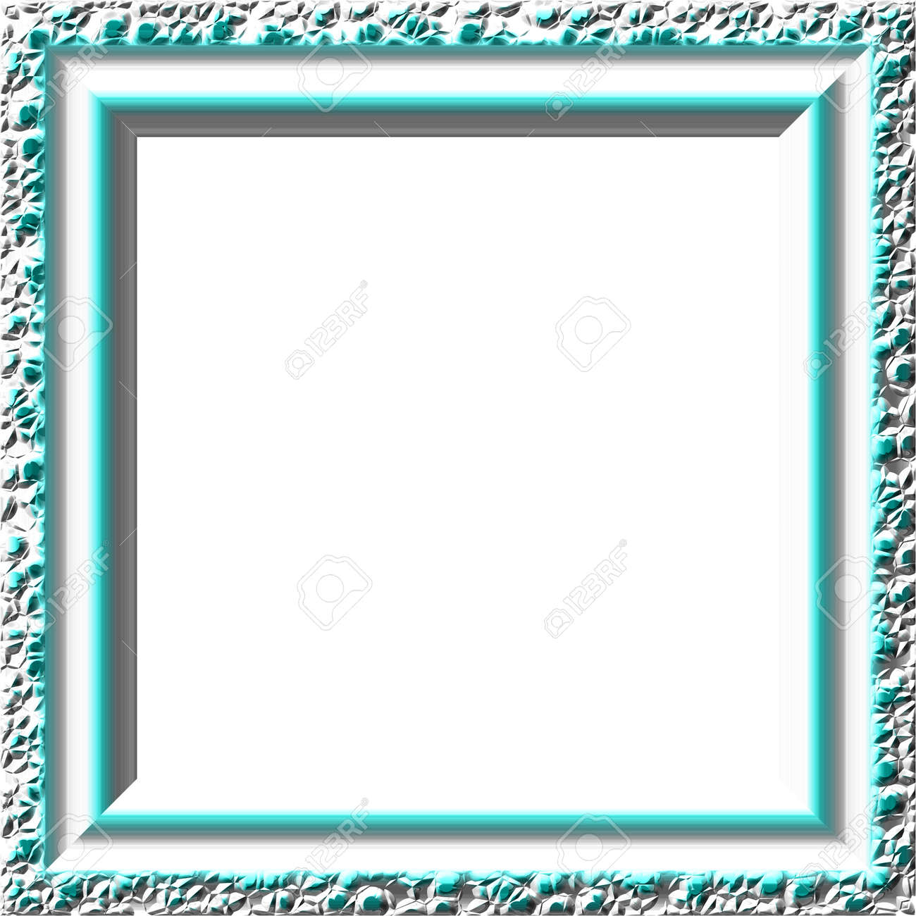 Nice Frame With Place For Your Picture Stock Photo, Picture And ...
