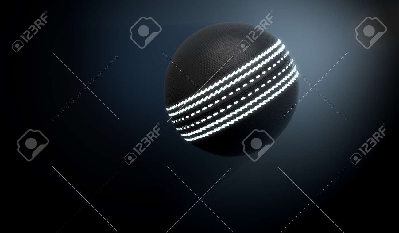 Un Futurista Deportes Textura Bola De Negro Concepto 7gyf6bY