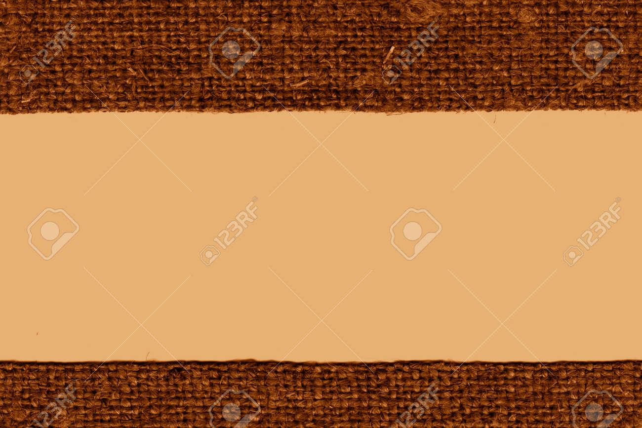 Textile Weft, Fabric Products, Ochre Canvas, Hemp Material Art ...