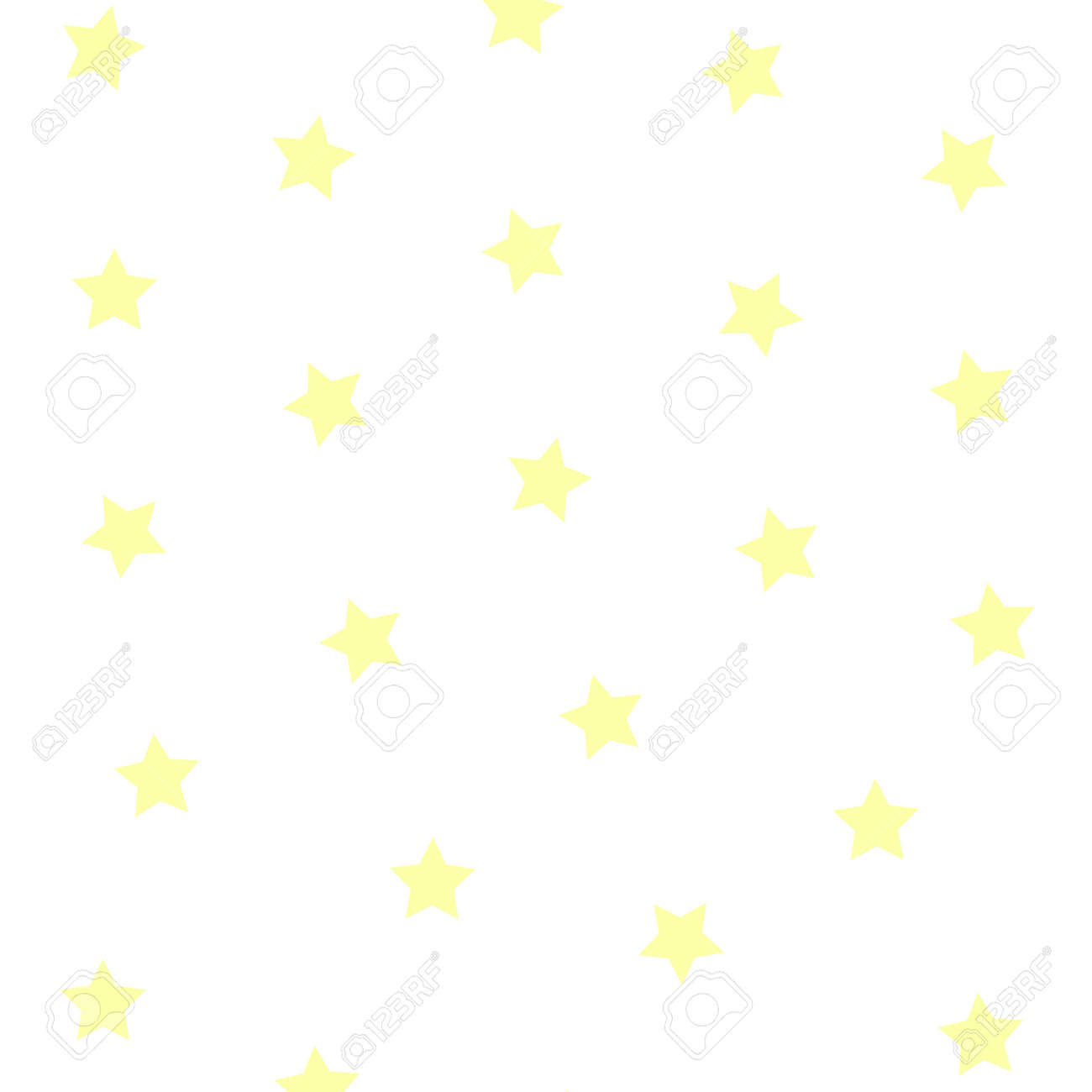 Star Template Containing Many Particles Christmas Concept Stock