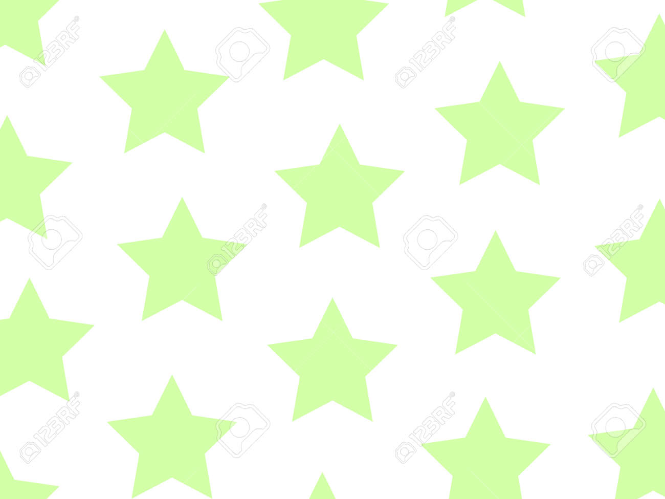 Star Template Containing Multiple Shapes For Your Christmas