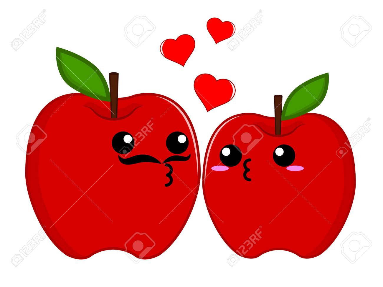Apple Couple - 53859532