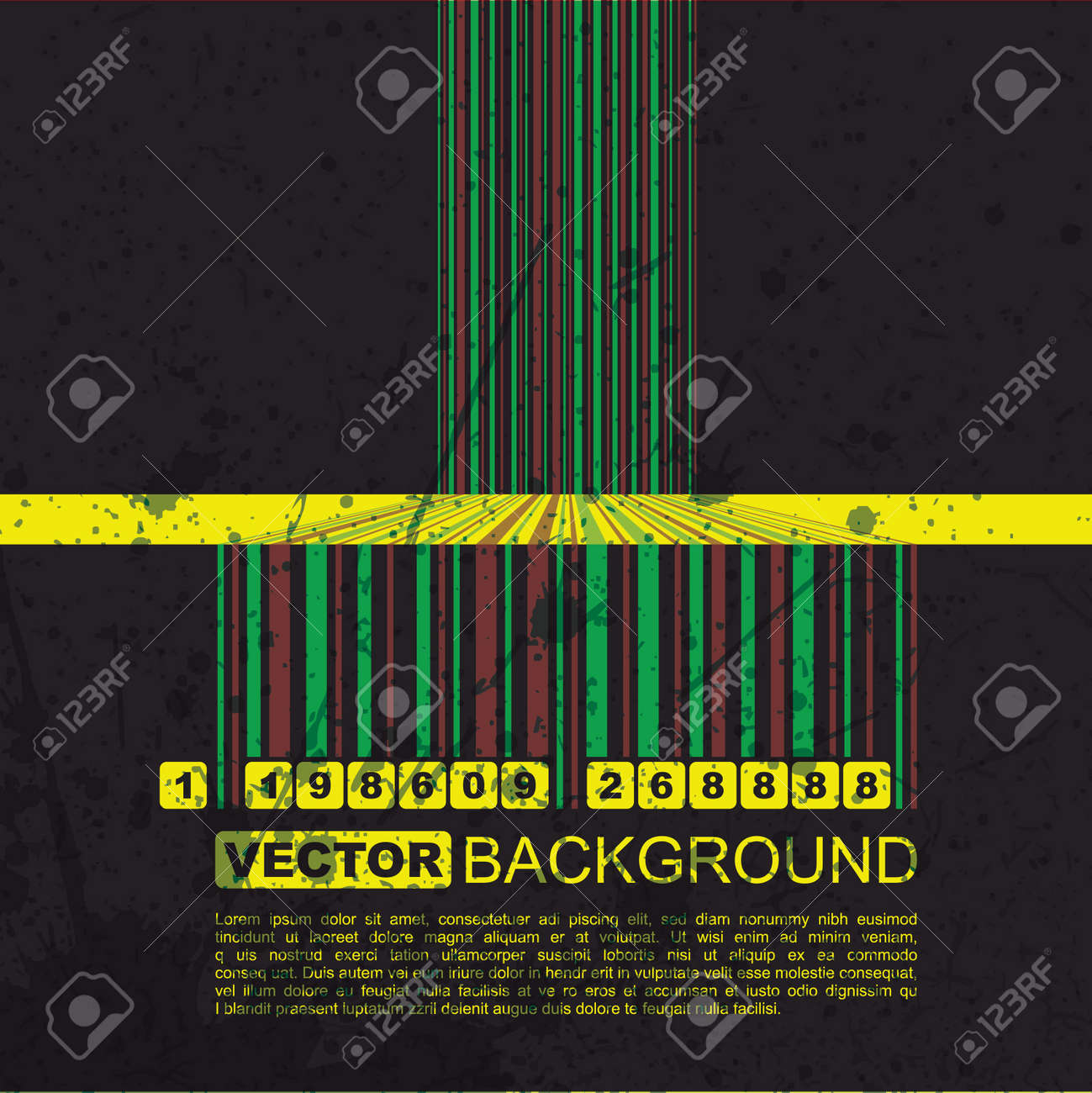 Abstract grunge background Stock Vector - 15958007