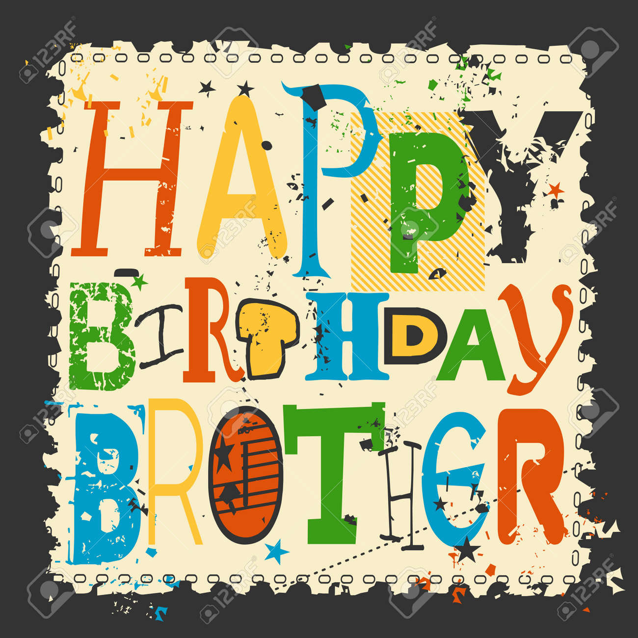Doc Happy Birthday Cards Brother Write Name On Happy Birthday – Happy Birthday Card for Brother