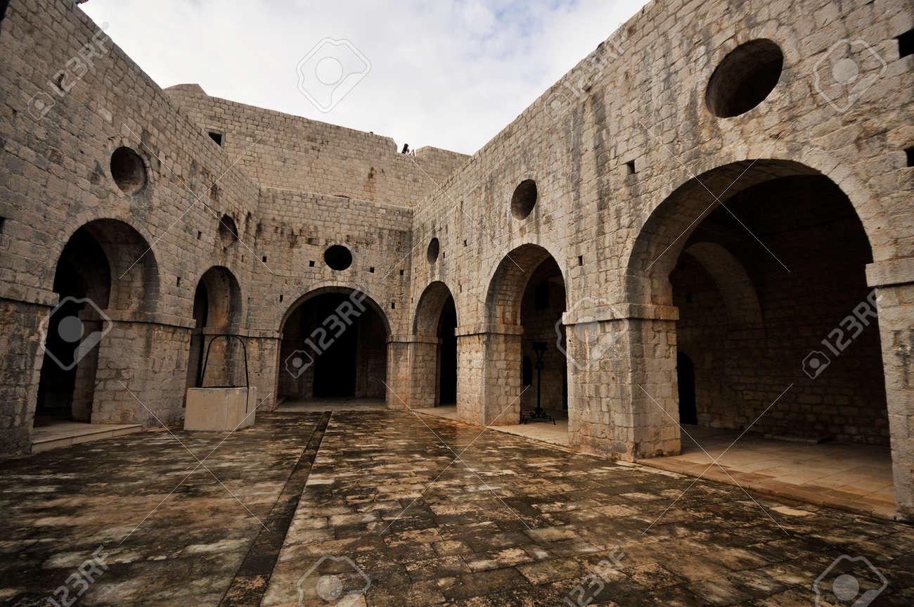 Dubrovnik Fortress Lovrijenac Game Of Thrones Scenes