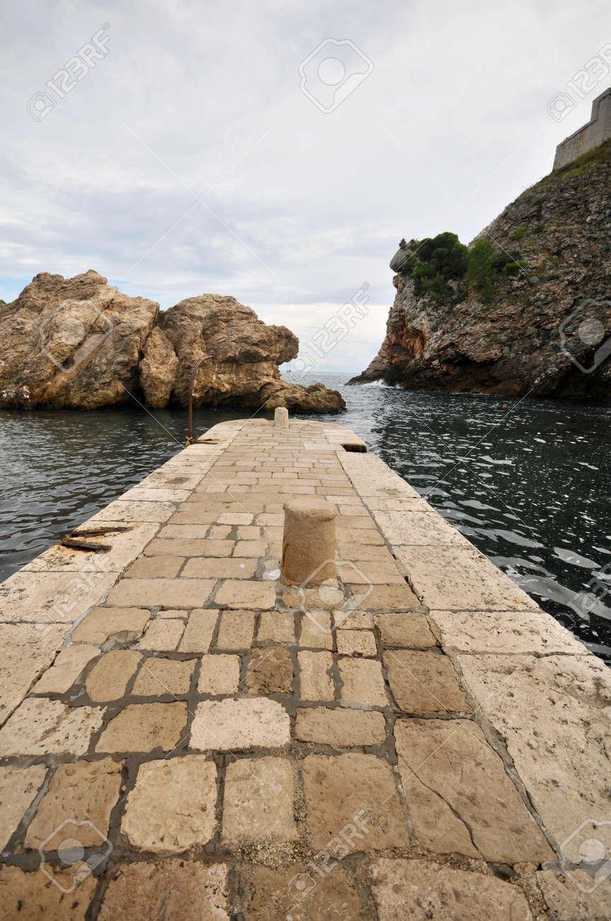 Pile Bay Dubrovnik Croatia Game Of Thrones Scenes