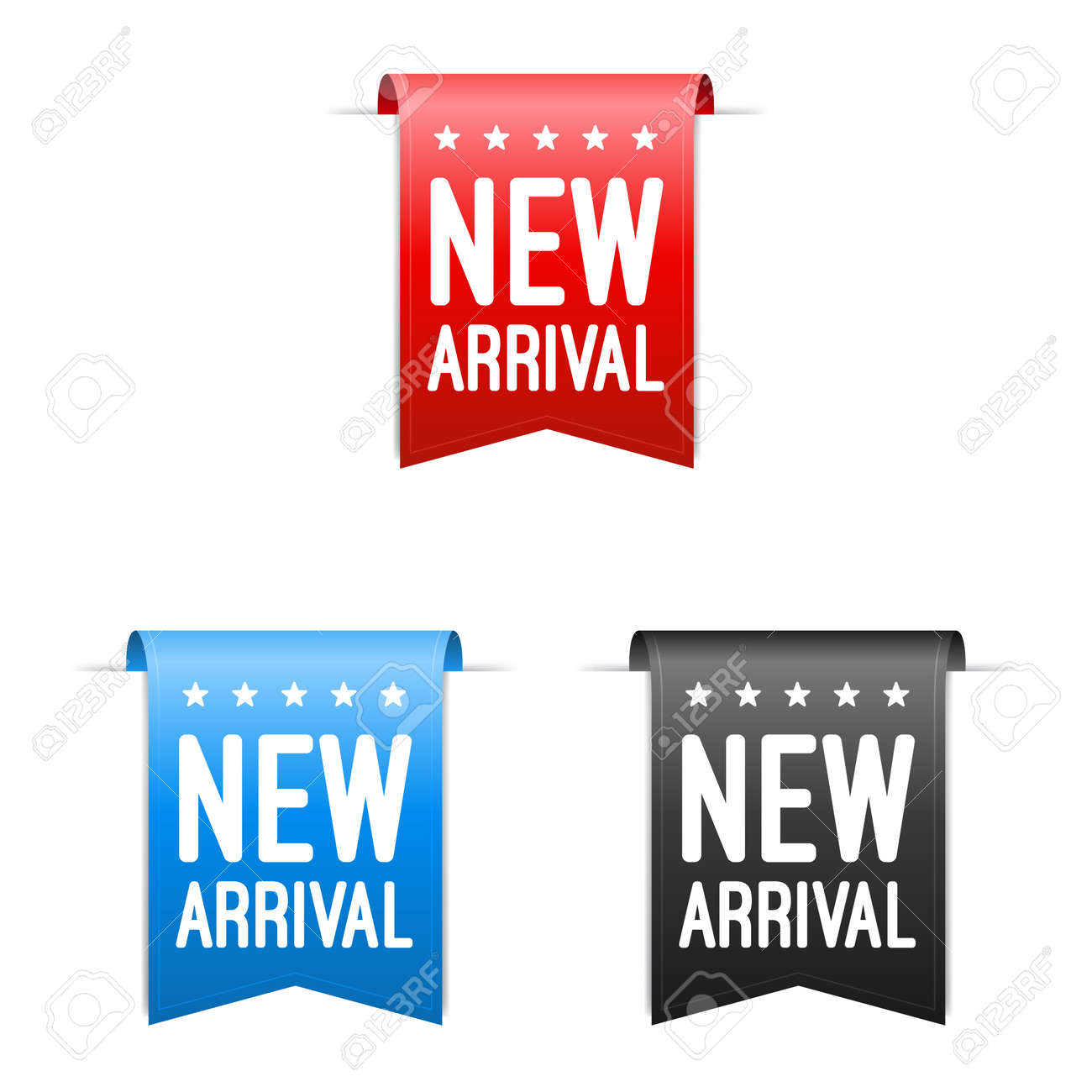 New Arrival Labels - 50207355