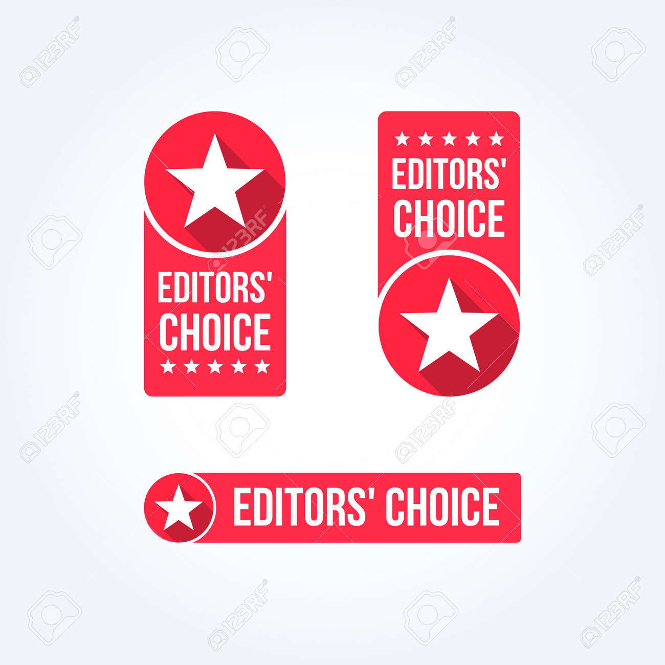 Editors' Choice Labels - 55387466