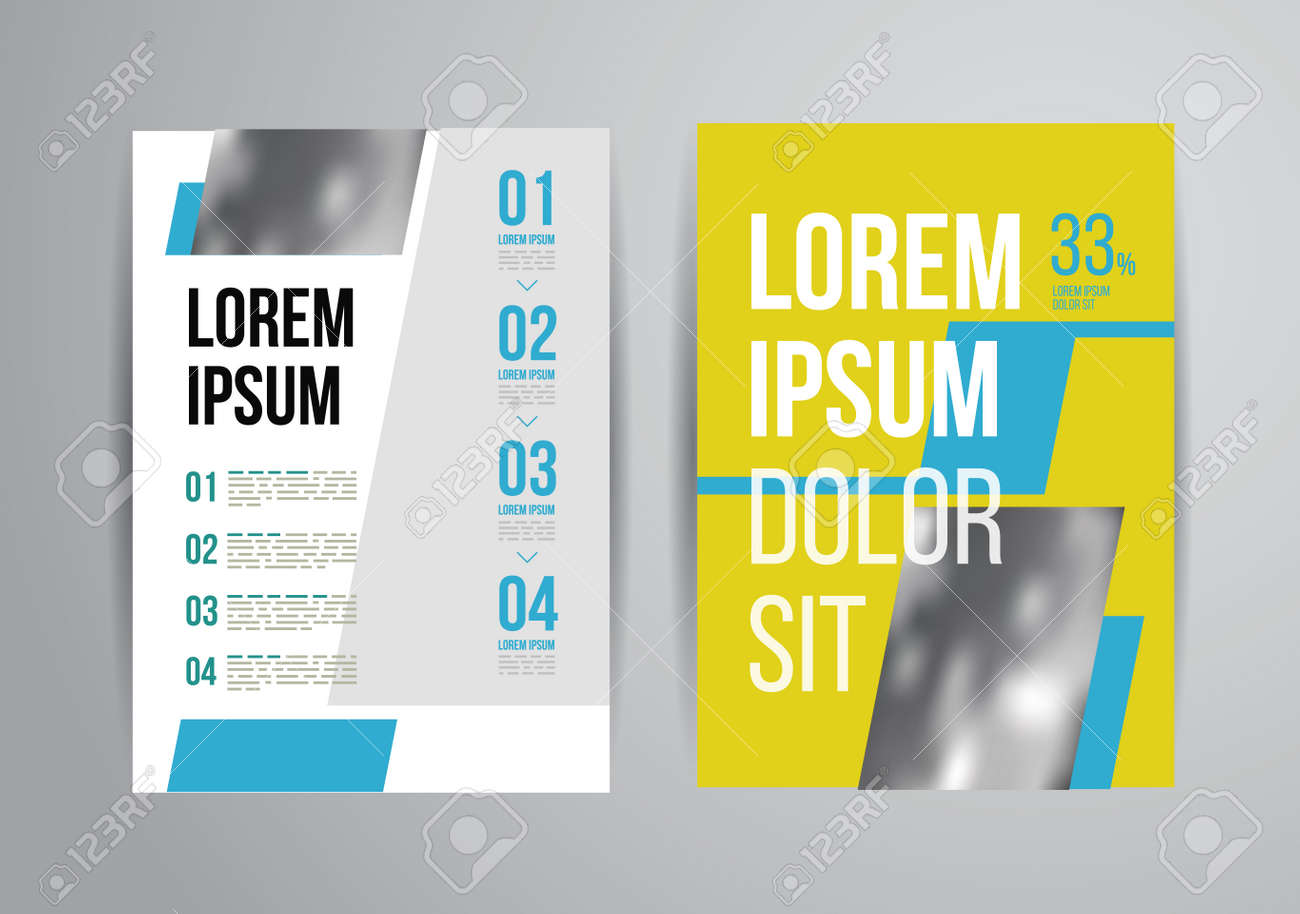 sample leaflets templates