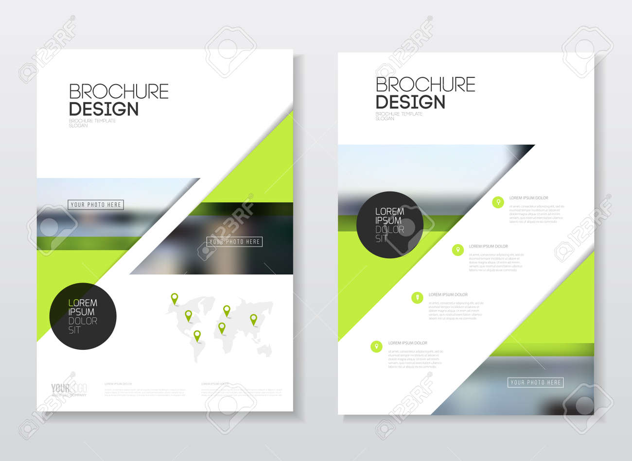 catalogue page template