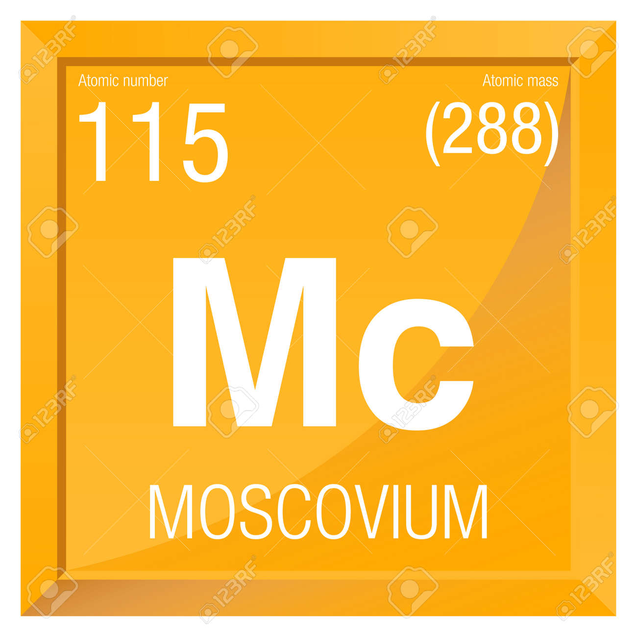 Moscovium symbol element number 115 of the periodic table of moscovium symbol element number 115 of the periodic table of the elements chemistry urtaz Choice Image