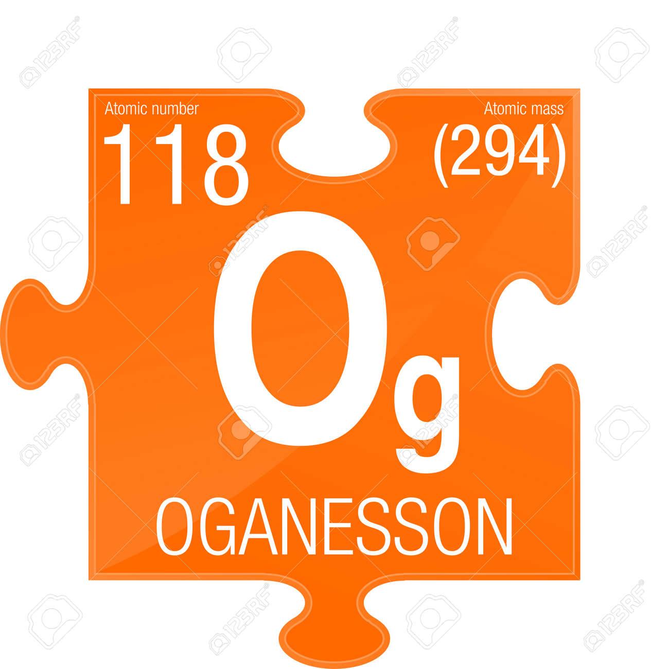 Oganesson symbol element number 118 of the periodic table of oganesson symbol element number 118 of the periodic table of the elements chemistry urtaz Images