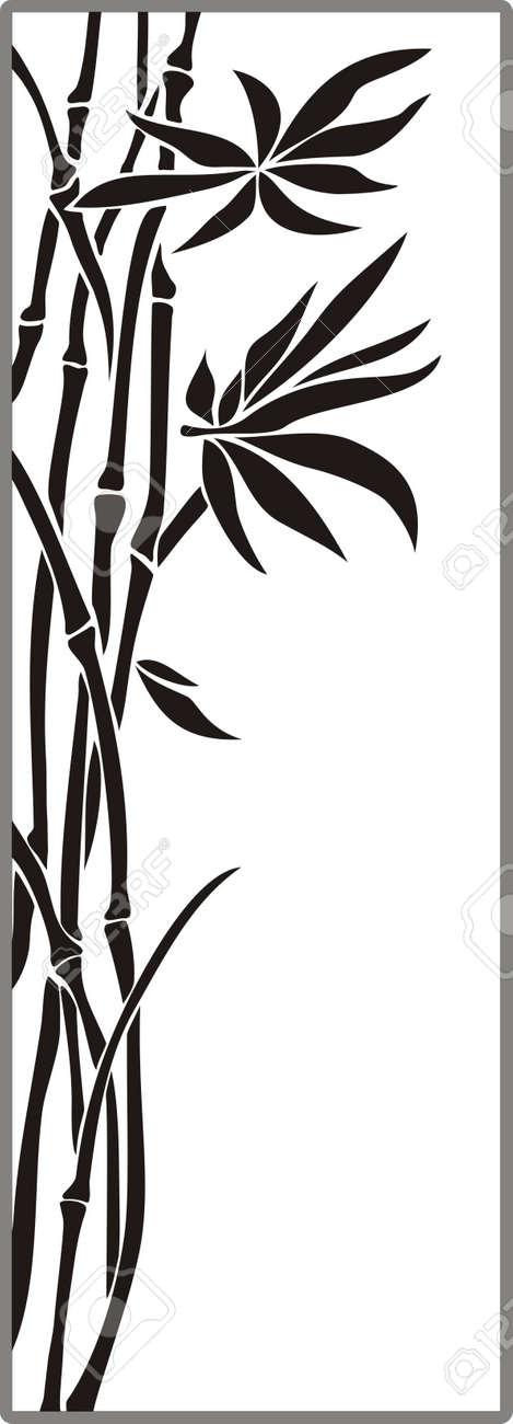 Drawing for sandblasting mirrors 1-29 Stock Vector - 20865463