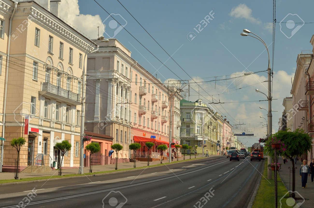 The longest street in Russia 10