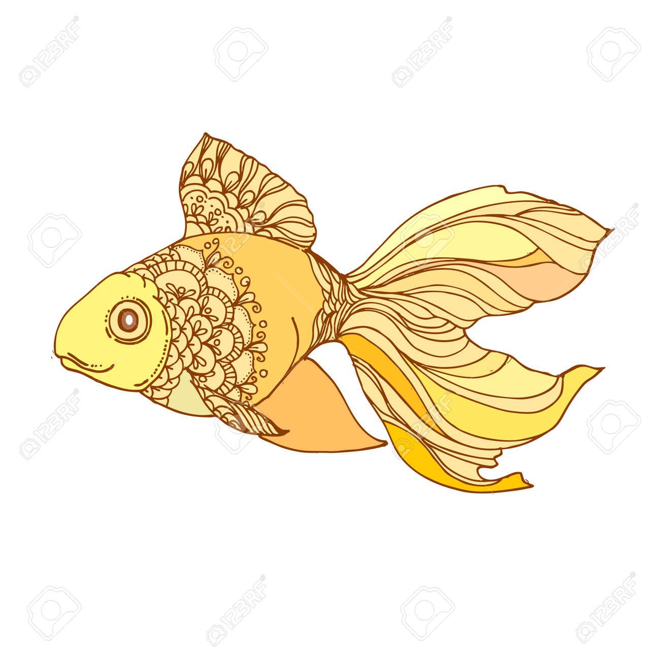 Exelent Fish Coloring Photos
