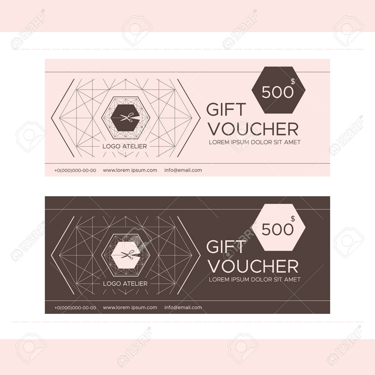 Branding For Tailor Shop Dressmakers Salon Sewing Studio Clothing Royalty Free Cliparts Vectors And Stock Illustration Image 89617946