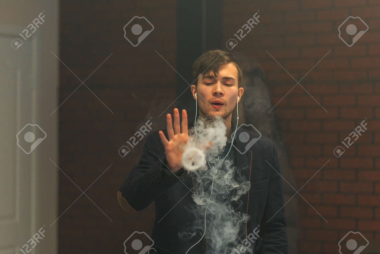 How to let the rings out of smoke 35
