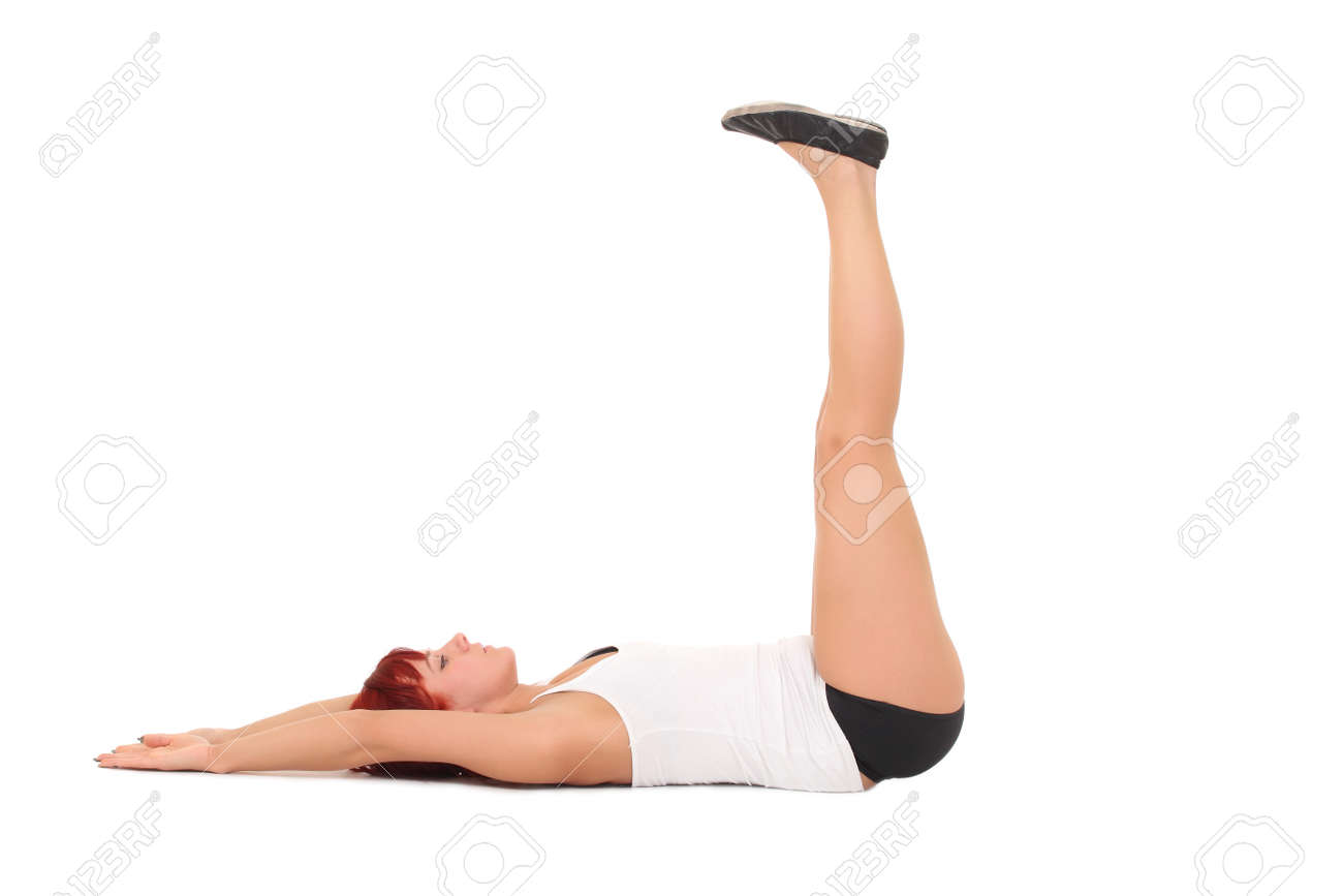 Supine Position Yoga up from a supine position