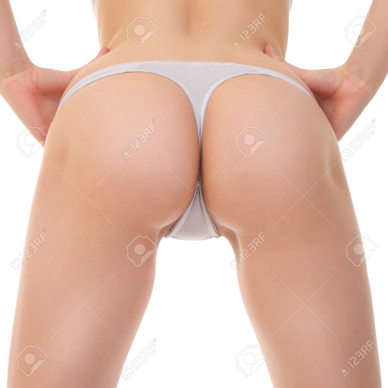 Sexy Upskirt No Panties
