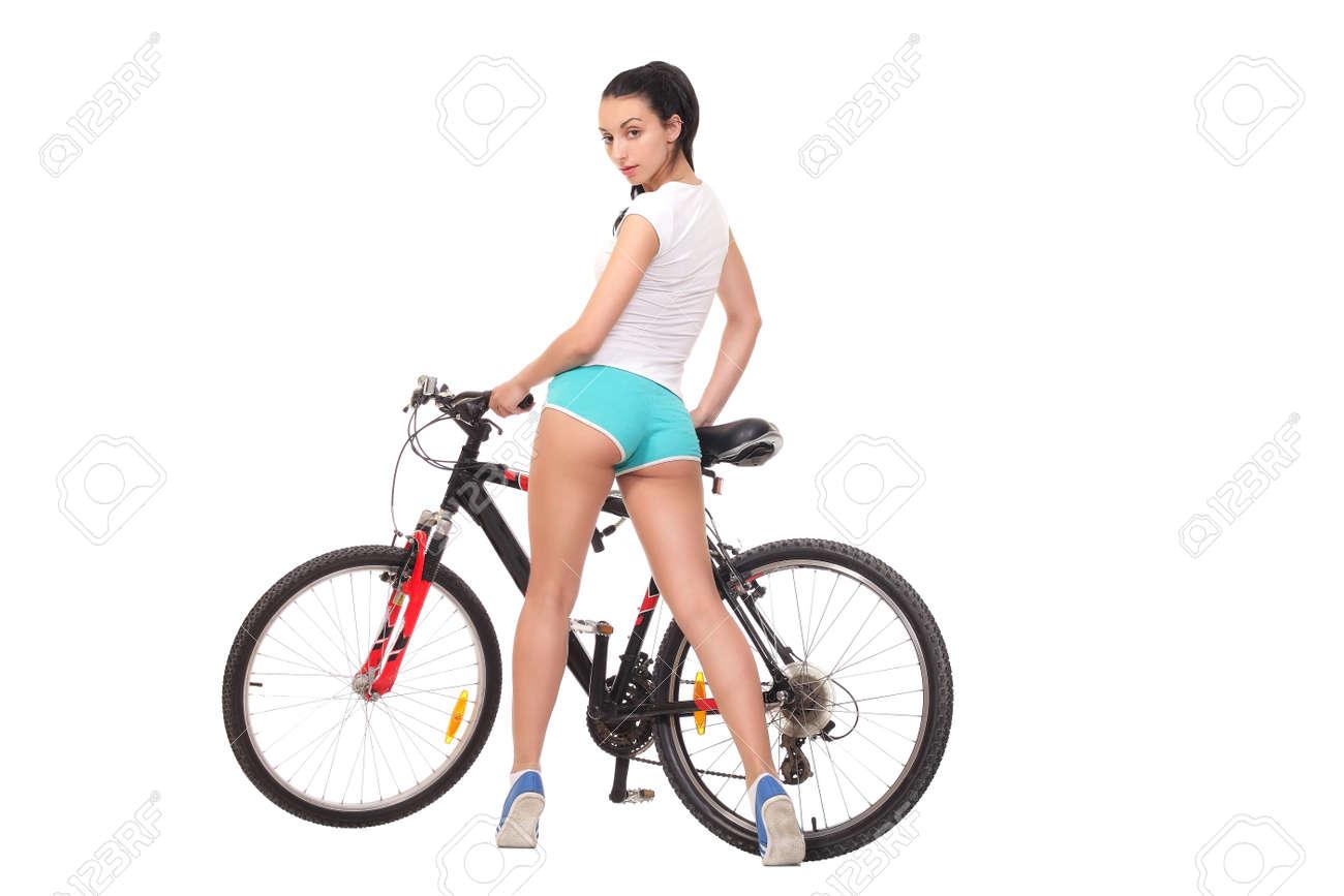 Kostenlose sexy Fahrradküken — bild 12