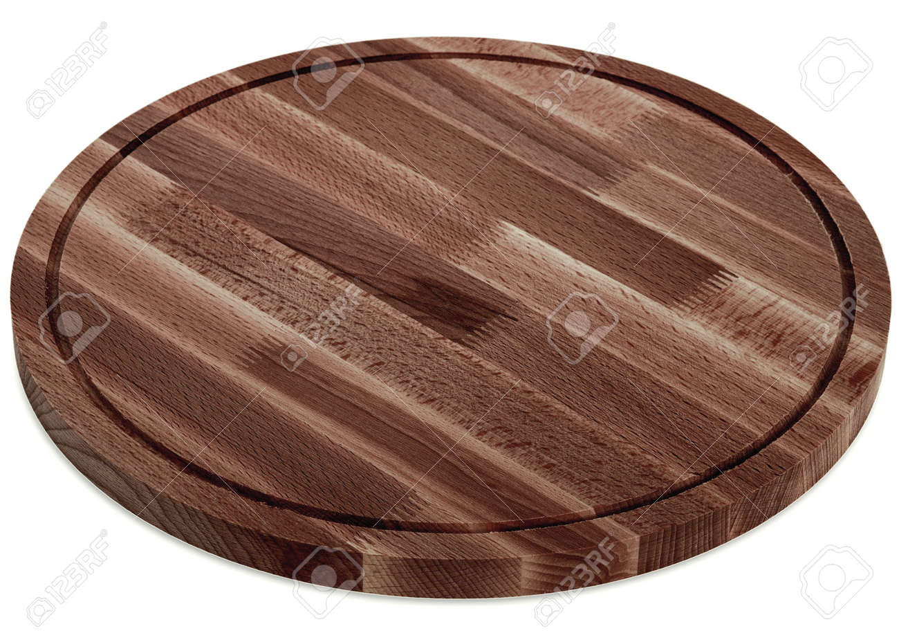 Wooden Round Cutting Board Handmade Wood Cutting Board Stock Photo Picture And Royalty Free Image Image 96881710