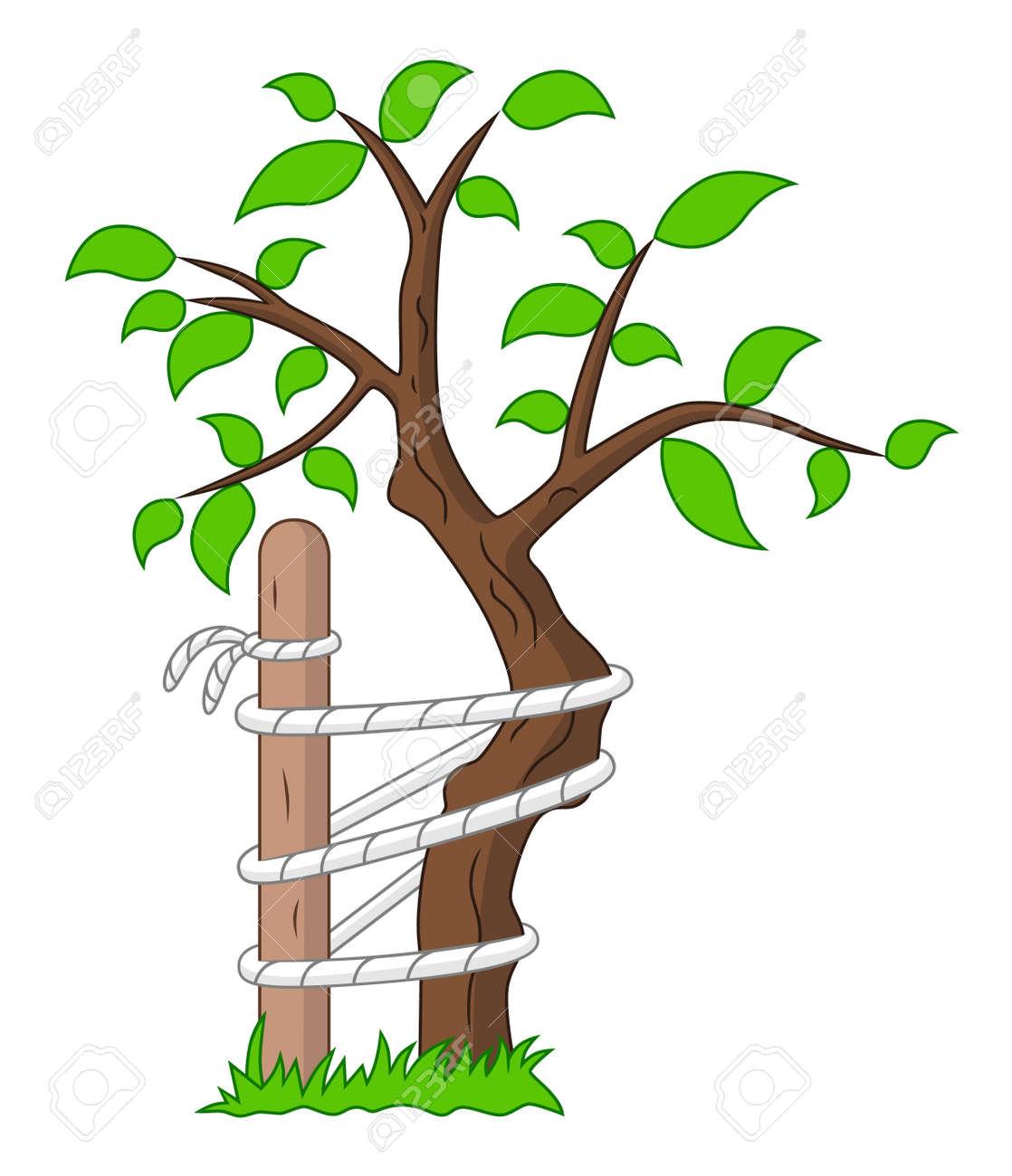 Orthopedic symbol tree of Andry - 76597865