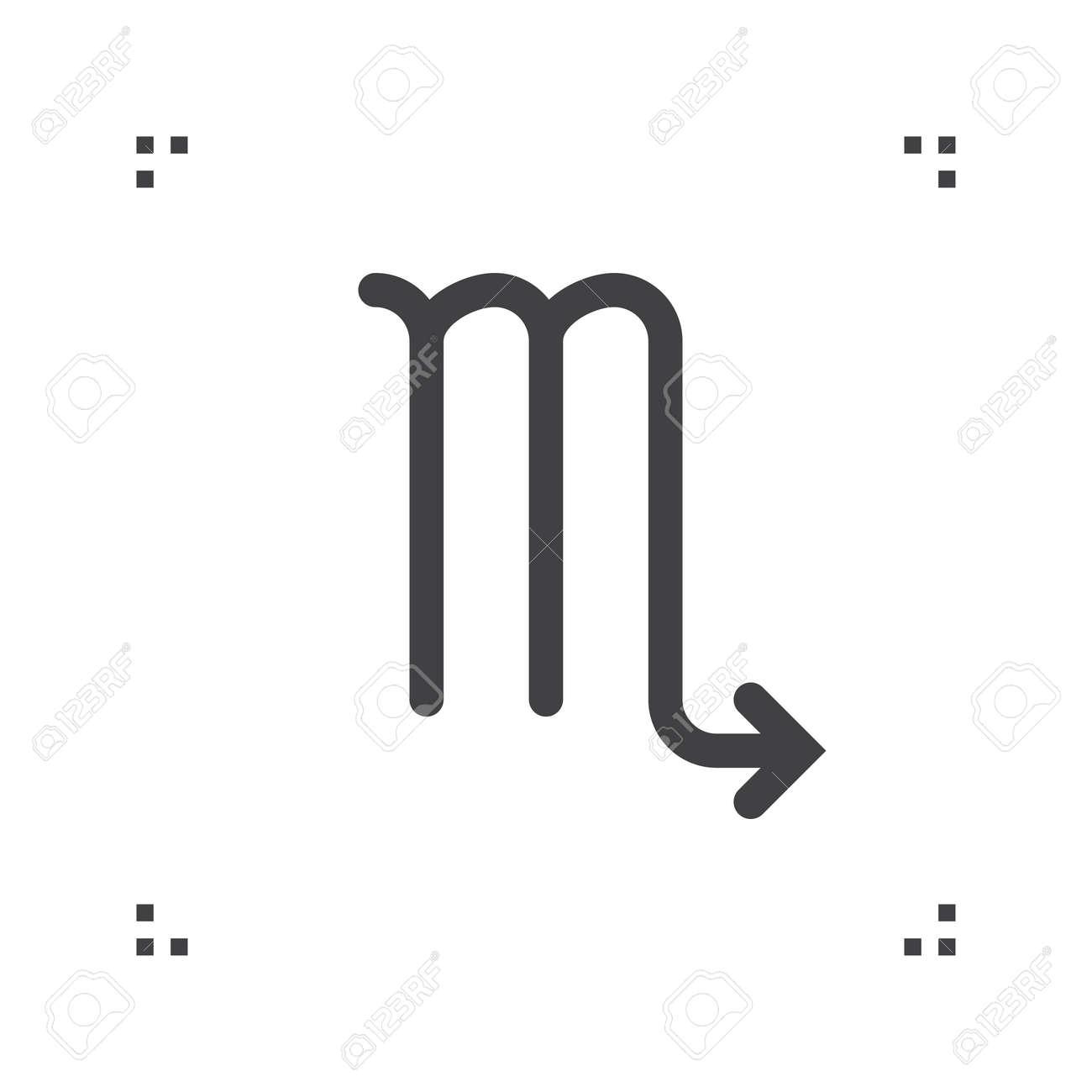 scorpio horoscope symbols pictures