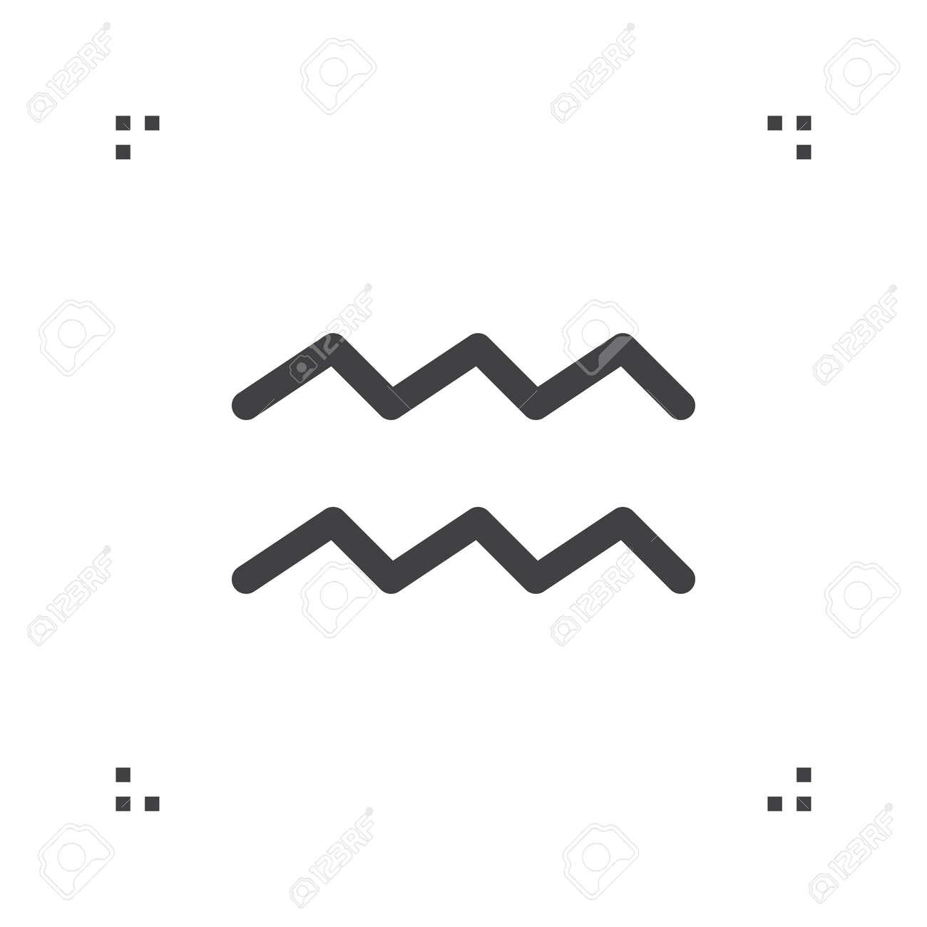 The Aquarius Symbol: The Water Bearer