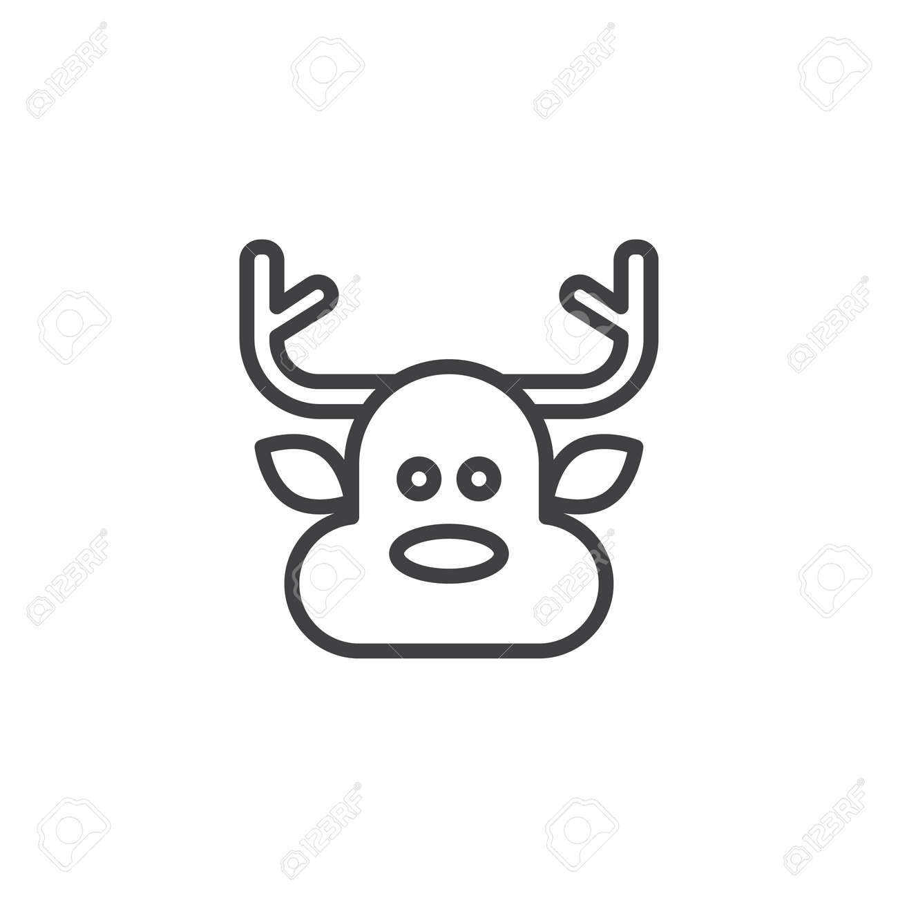 Free Buck Head Cliparts, Download Free Clip Art, Free Clip Art on Clipart  Library