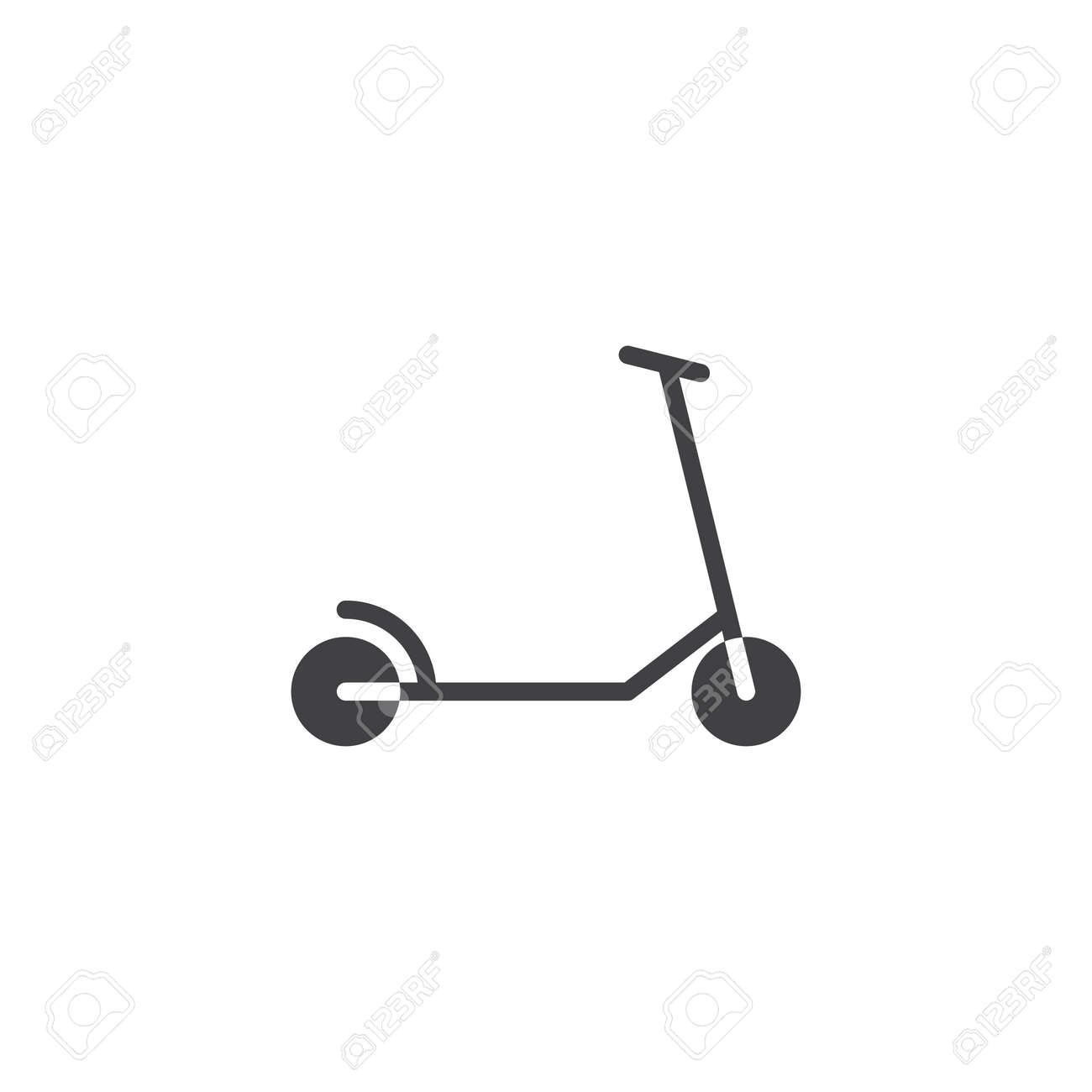 kick scooter vector icon filled flat sign for mobile concept royalty free cliparts vectors and stock illustration image 117173151 kick scooter vector icon filled flat sign for mobile concept