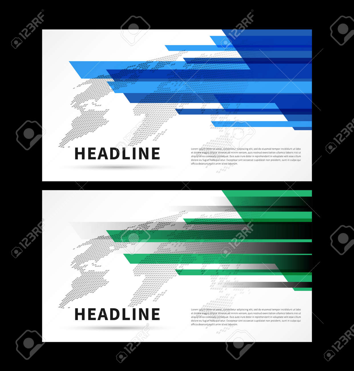 Abstract Cover With Colorful World Map Vector Illustration Title Pages With Decorative Elements And World Map For Presentation Book Cover Flyer