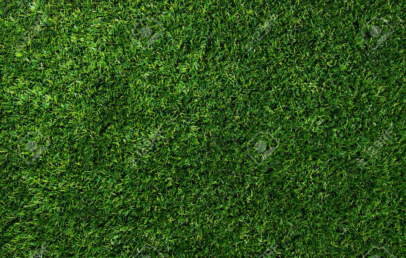 Background of a green grass. Texture green lawn Banque d'images - 34431214