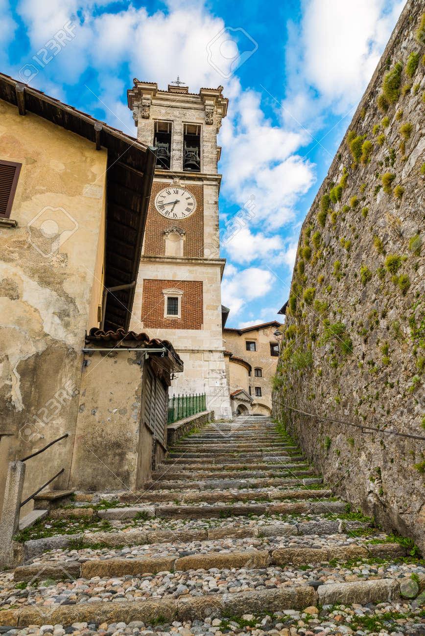 Sacro Monte Of Varese (Santa Maria Del Monte), Medieval Village ...