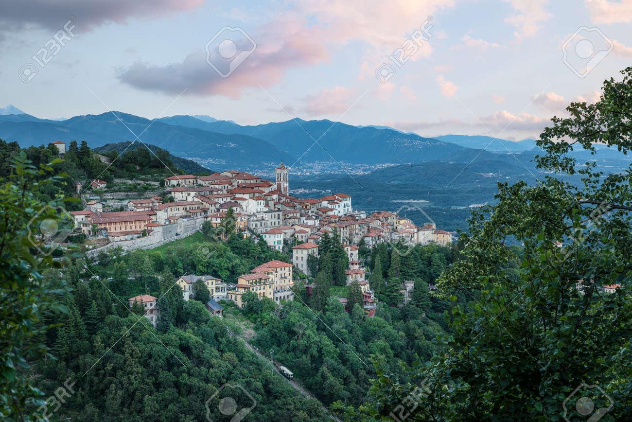 Sacro Monte Of Varese (Santa Maria Del Monte), Varese - Italy ...