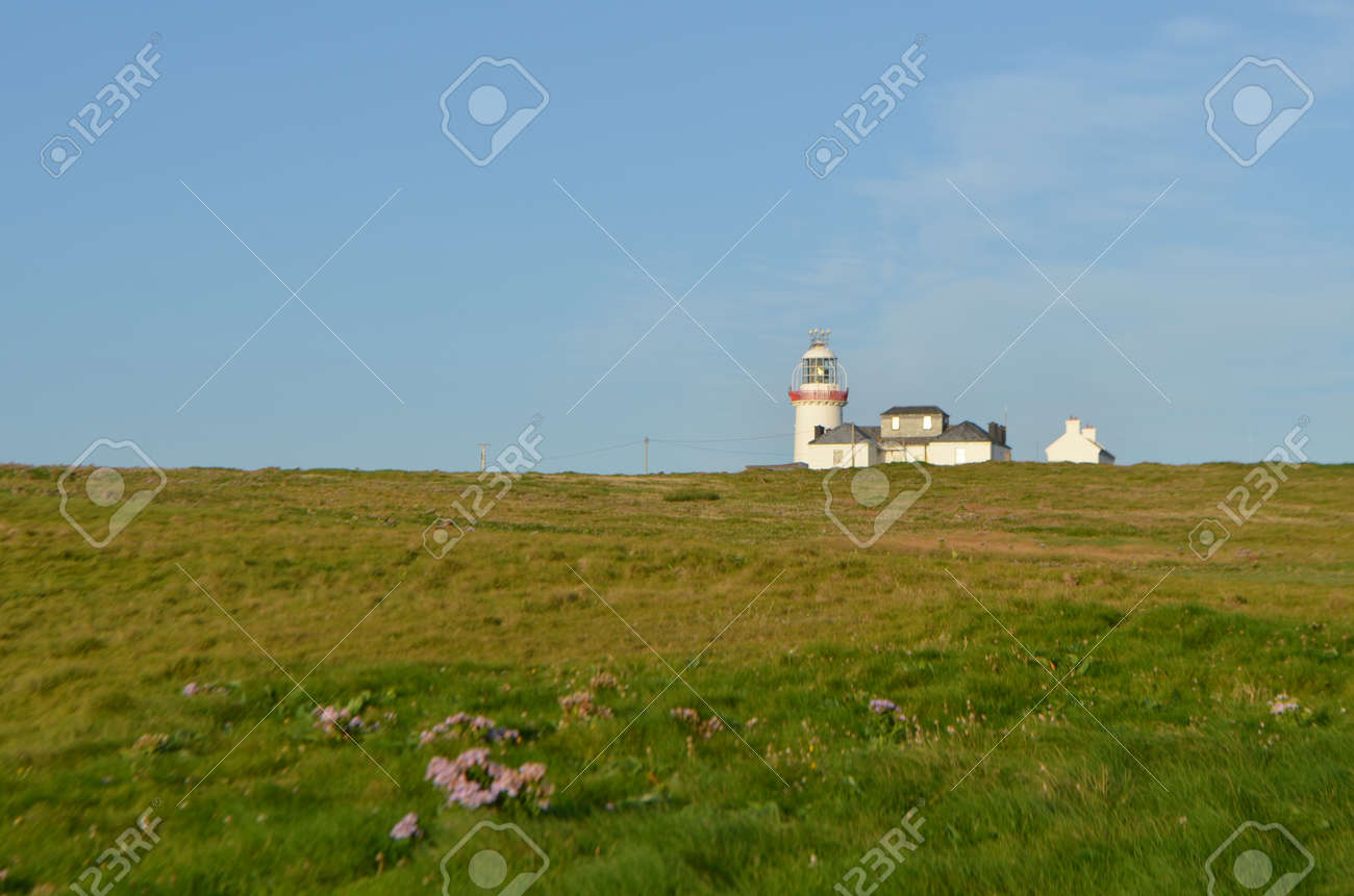 Loop Head Lighthouse and Lightkeeper's House in Clare, Ireland Lightkeepers House Plan on history house, hunting island light keeper house, pet shop house, hamster house, photography house, first light house, dog kennel house,