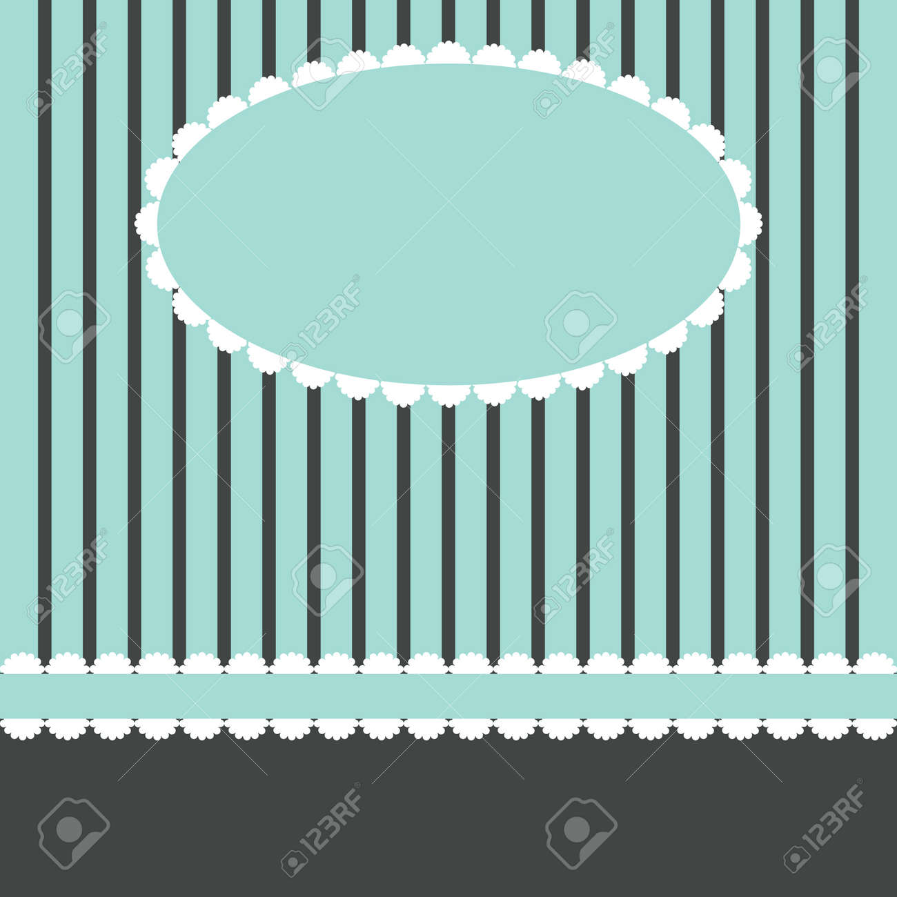 Greeting card template design Stock Vector - 17811543